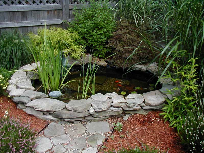 Garden Pond Edging Ideas lawn gardencorner wooden garden bench ideas with stone edging also decorative planters and All Aspects Of Ponds Water Features Catered To Have An Idea Then Let Us Implement It If Not Then Why Not Let Us Design You The Ideal Focal Point To